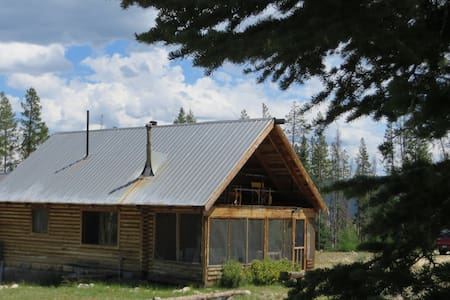 Bluebird Cabin - Chatka