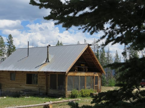 Bluebird Cabin
