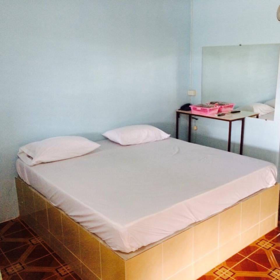 ห้องพักสะอาด สะดวก ราคาถูก เจ้าของเป็นอันเอง มีอินเตอร์เนทฟรี wifi