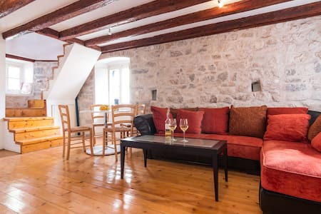 Quiet, Central, 5 mins from the sea - Kotor - Appartement