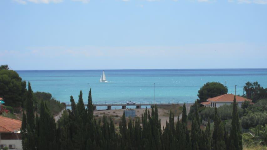 Apartamento con vistas al mar - Vinaròs - Byt
