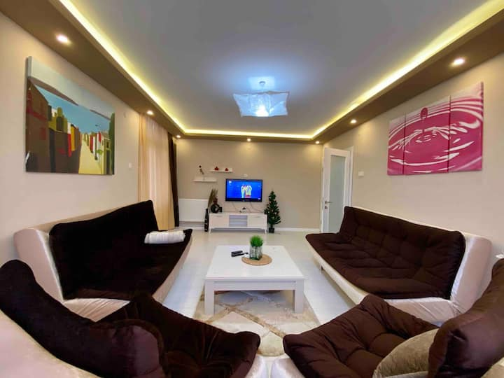FULLY FURNİSHED APARTMENT FOR RENT