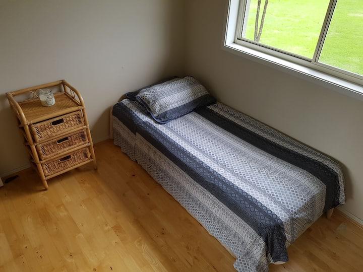 Comfy Single Bedroom