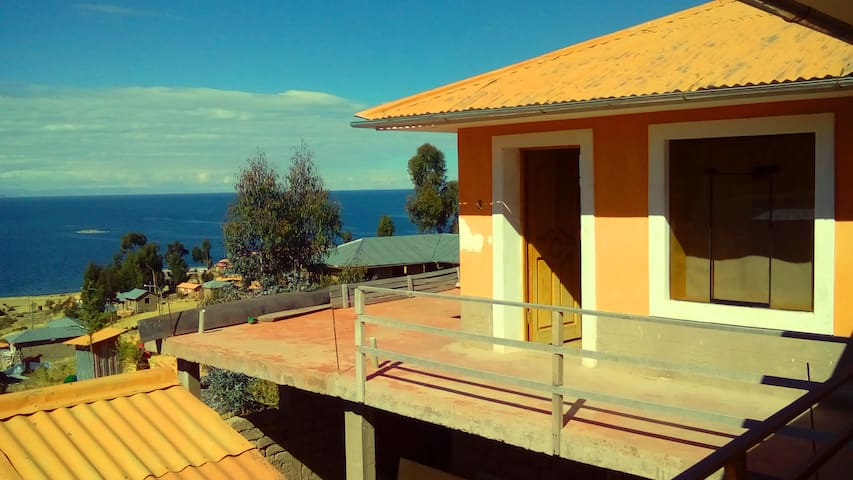 Rural Homestay in Amantani Island, Lake Titicaca