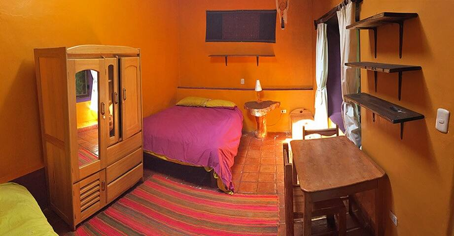 Cozy Cabin in the Sacred Valley - Pisac - Písac - Apartemen