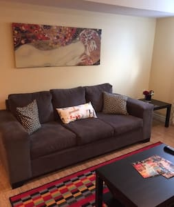 Your own apartment with parking & private entrance - Apartment