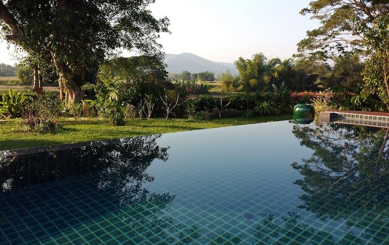 Breathtaking view Asoke - Chiang Mai - Hus