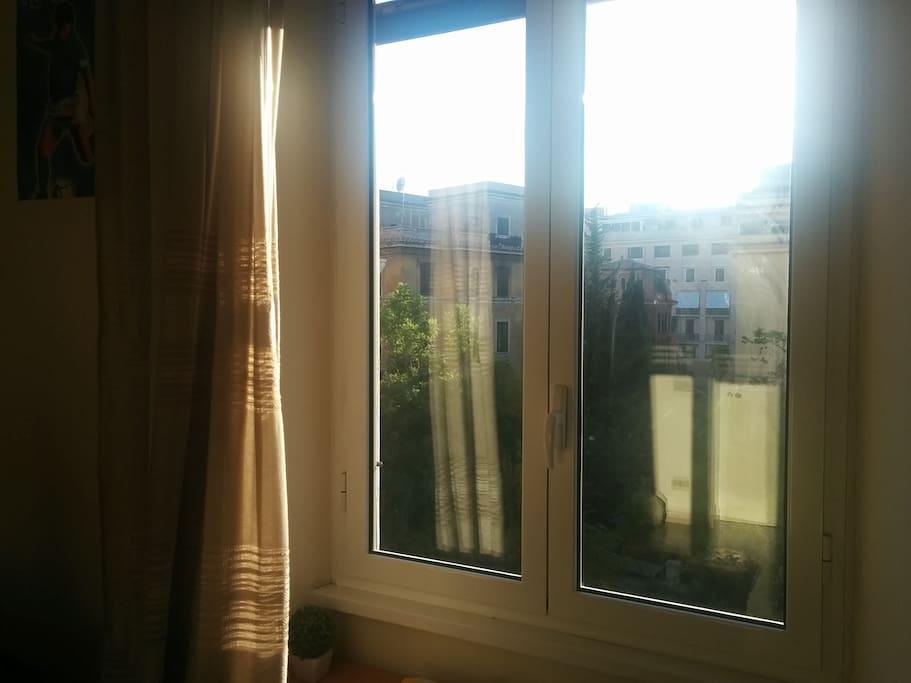 window / finestra