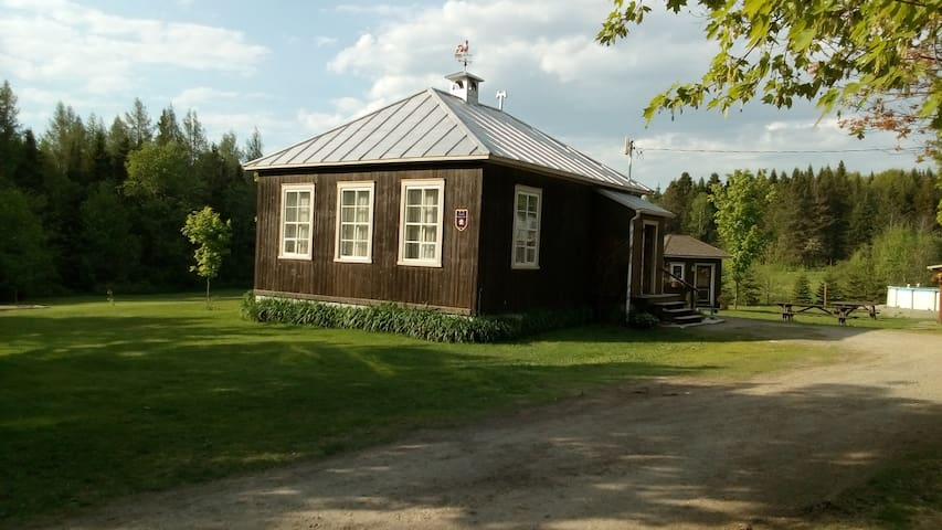 Ancienne École de Rang à louer