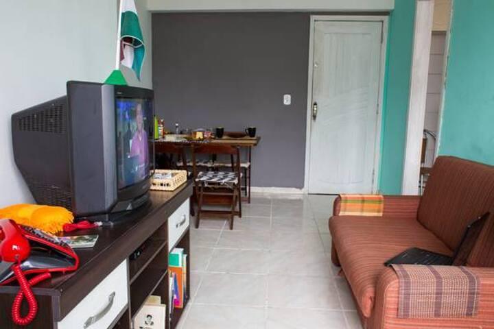 Zimmer in Madureira BRT/Galeão