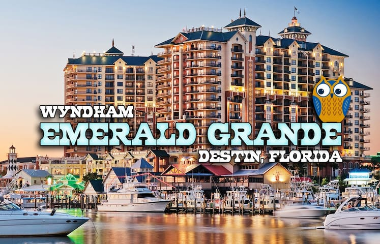 Wyndham Emerald Grandeツ 3 Bedroom.