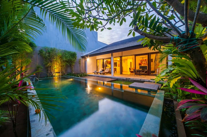 Luxury Villa Tirta C, Sanur,  with private pool.