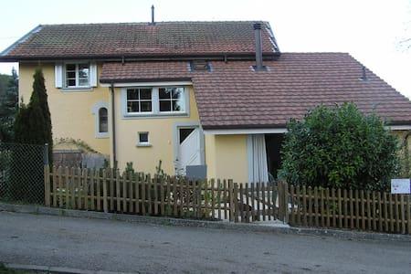 2 chambres avec coin privatif dans villa - Chambrelien