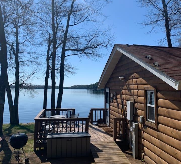 Four Pines on Dam Lake