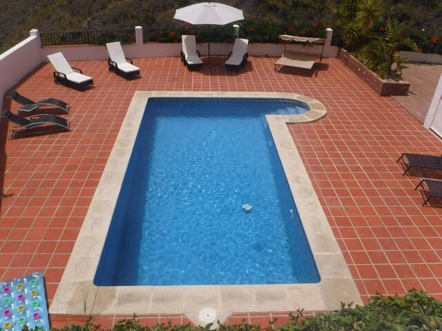 Beautifully presented 1 bed apartment - Viñuela - Departamento