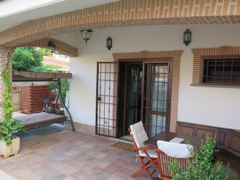 Nice House close to the sea and close to Rome