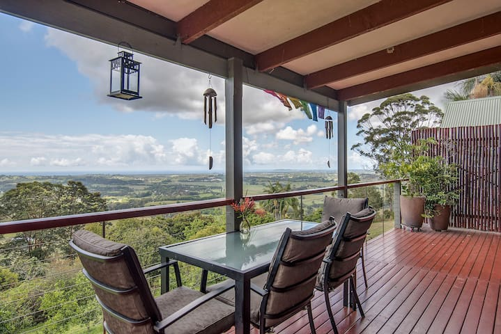 FEATHERVIEW Best View Farm Stay - Montecollum - Cabana