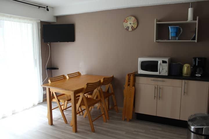 Appartement T2 grande plage des Sables d'Olonne