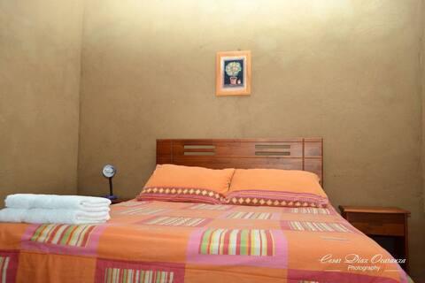 Habitaciones doble Spa Cochiguaz