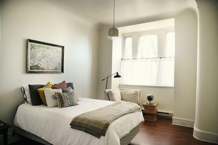 Cozy, modern downtown apartment - Lancaster - Appartement