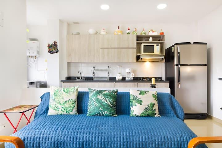 Apartamento en Guatapé