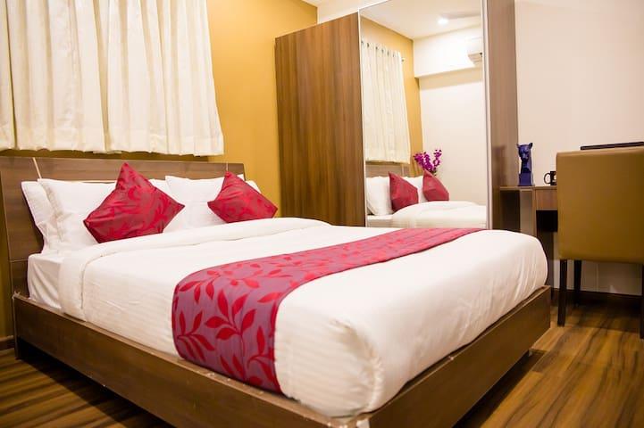 3 Bedroom Apartment, Golfedge, Gachibowli