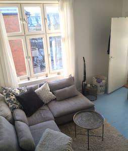 Small, cozy apartment in the heart of Oslo. - Oslo