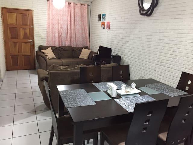 Sweet entire apartment in Santa Tecla