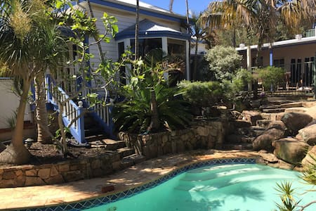 Waterfall Room & Heated Pool - Beaconsfield