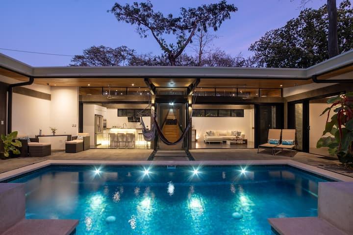 Casa Coral at Nosara Springs, Costa Rica