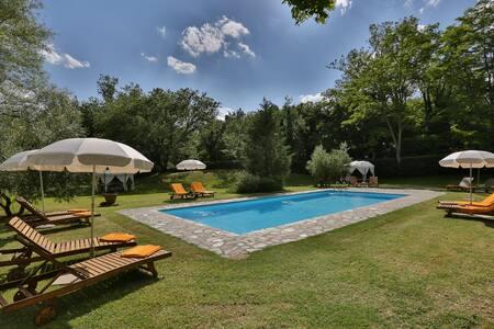 Villa Il Doccio- Private Villa - Terranuova Bracciolini - Villa