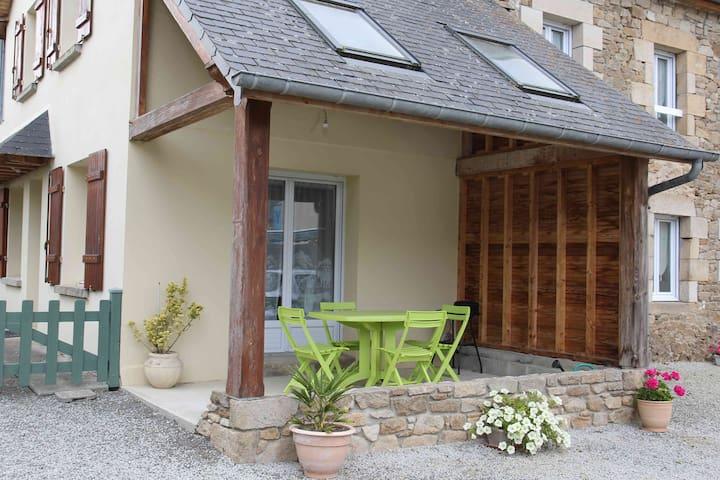 2 Charmante maison à la campagne - Saint Michel de Plélan