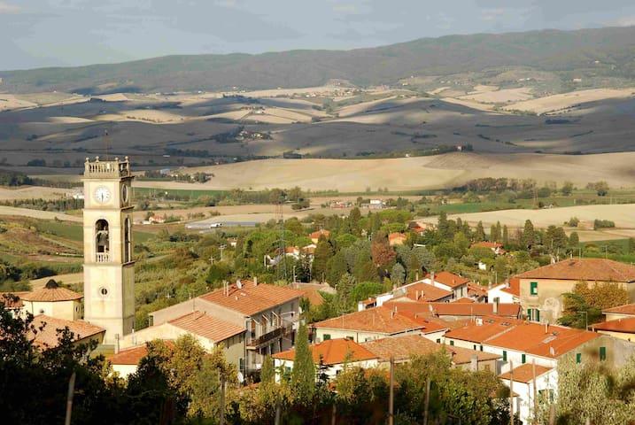 dimora tipica campagna toscana - Castelnuovo Misericordia
