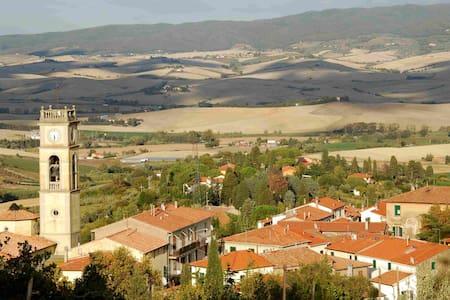 dimora tipica campagna toscana - Castelnuovo Misericordia - Dům