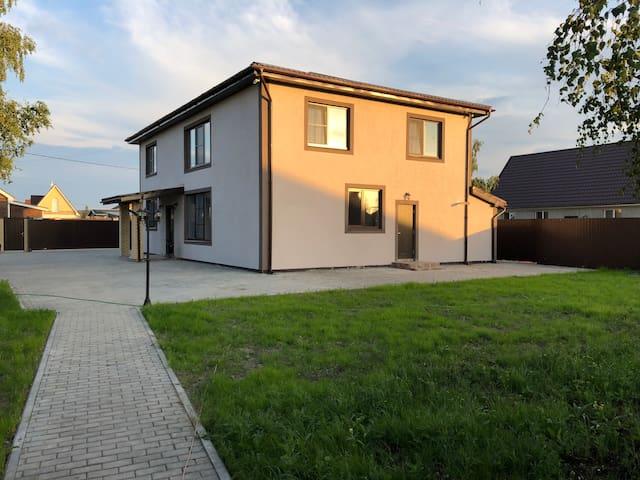 Дом Коттедж МОНТЕКАРЛО