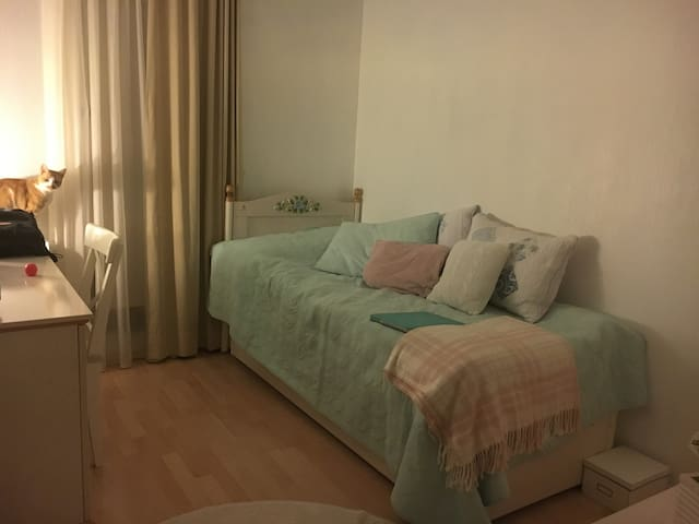 Single room into family apartment - Altındağ