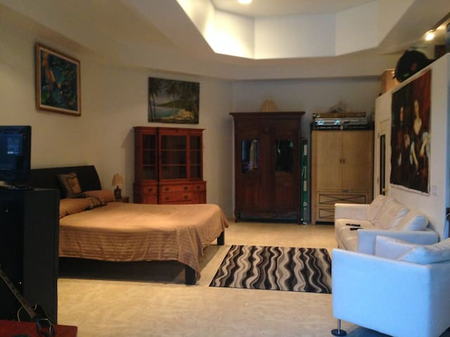 High-End One Room Suite, East Wing - Wellington - Huis