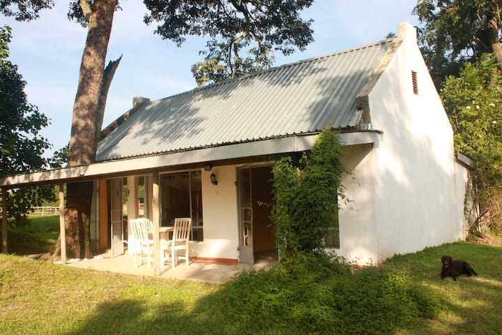 Private guest cottage on a farm 1