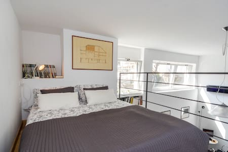 BI-HOUSE  Loft Unconventional Style - Apartment