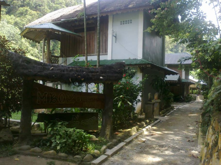 Mboy guest house coffee shop in medan sumatera utara for Buy guest house