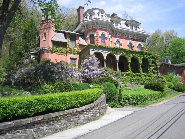 The Harry Packer Mansion Inn - Jim Thorpe - Bed & Breakfast