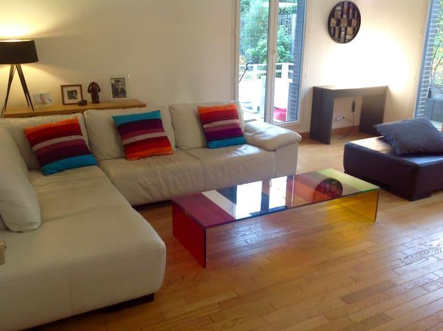 110m² moderne confortable lumineux - Châtillon - Wohnung