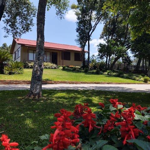 Casa da Chácara - um lugar de tranquilidade!