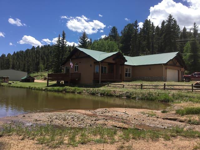 Trout Creek Pond House