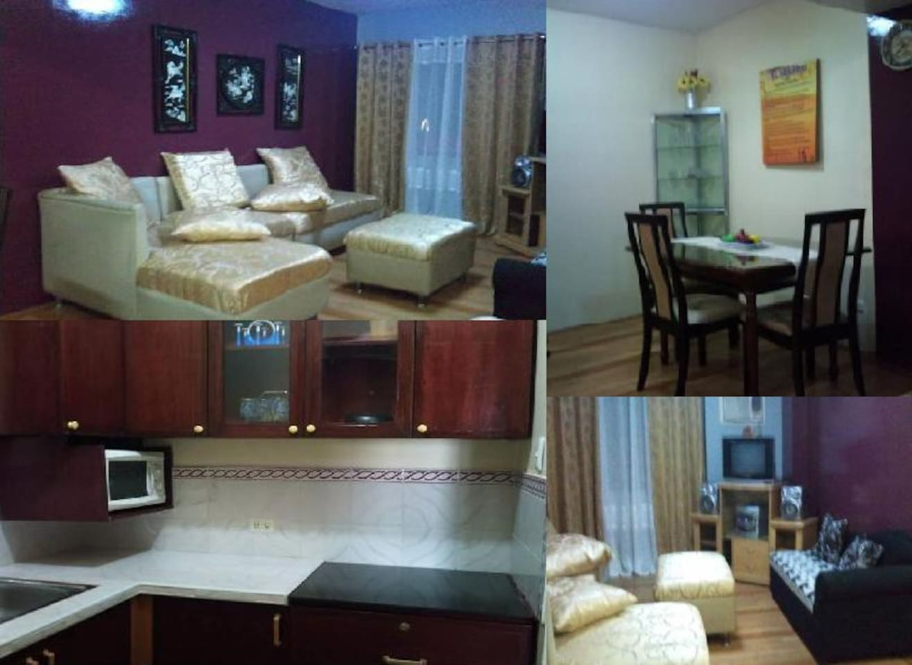 Paranaque Budget holiday condo 1500