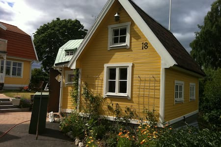 Quaint cottage near Sthlm center  - Stockholm