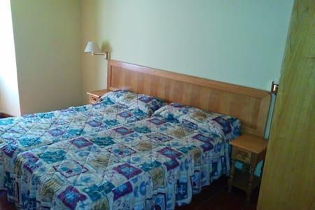 CQ11-habitacion doble con baño - Grañón - Chalet