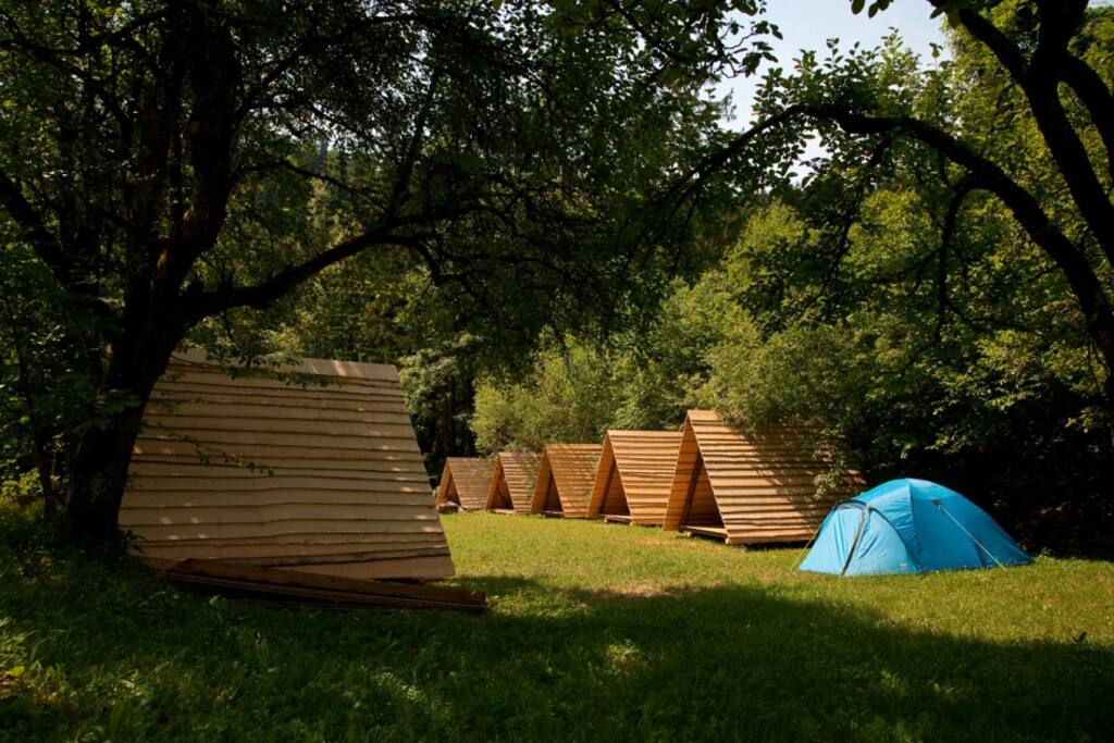 Kocura Huts