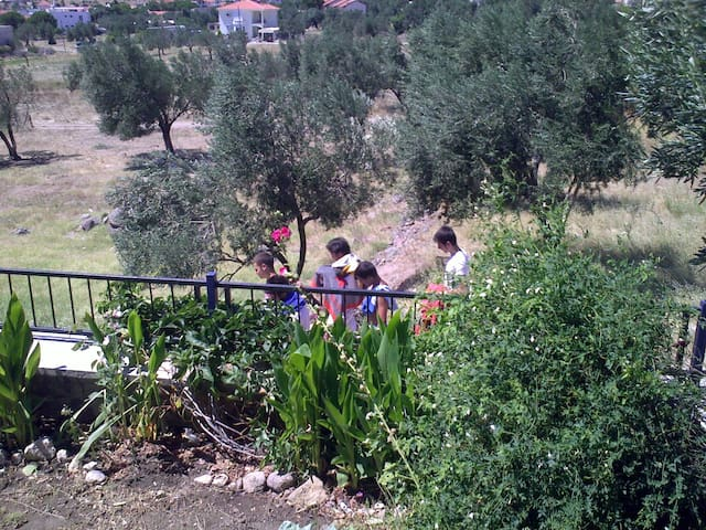 Wunderschöne Ausblick  - Izmir - Huis