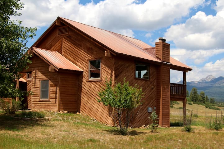Quiet Mtn Views + Rural Trails + Activities - Pagosa Springs - House
